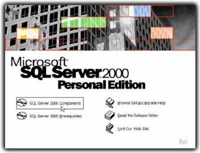 Microsoft SQL Server 2000 Service Pack 4 1SQLServer1