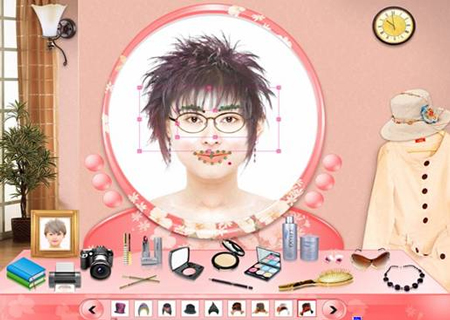 Virtual HairStyle Fab 1.0.0.1 (Fashion and skills) | Rapidshare Downloads