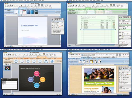 Microsoft Office 2008 for Mac Update