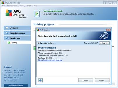 AVG Anti-Virus Definitions (32&64-bit): Free và rất nhẹ AVG-Anti-Virus-to