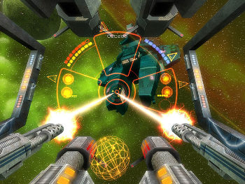 Star Warrior 2 Defenders v1.0 Action Game