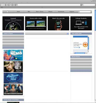 Safari 3.2.2 Safari_to