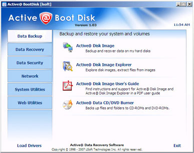 Active@ Disk Image 4.0.5 (Full 2010)