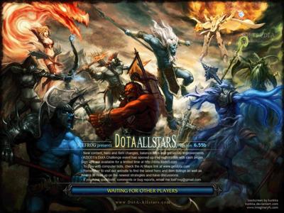 Warcraft III - DotA Allstars Map 6.58b Latest / 6.57b Stable Dota_l