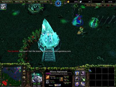 Warcraft III - DotA Allstars Map 6.58b Latest / 6.57b Stable Dota_l1
