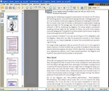 Foxit Reader 3.0 build 1120 Foxit_l