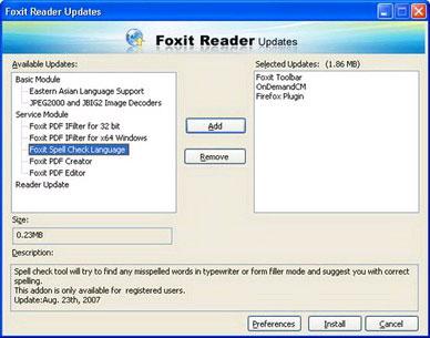 Foxit Reader 3.0 build 1120 Foxit_l1