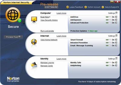 Symantec 2009 phần mềm virus mạnh nhất thế giới NIS_l