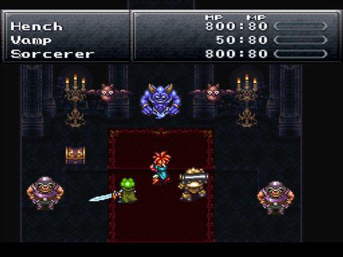 Chrono Trigger Chrono_l