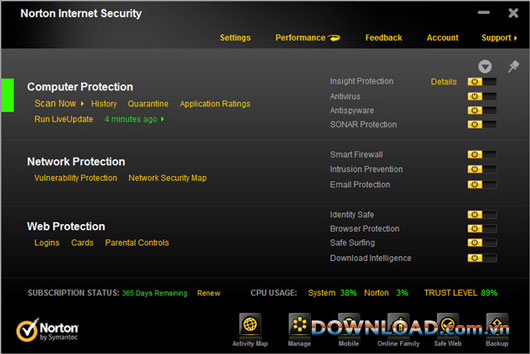 Topic share key Norton Internet Security (Nis) 120 day 11+12 qua mail  Norton-Internet-Security-3
